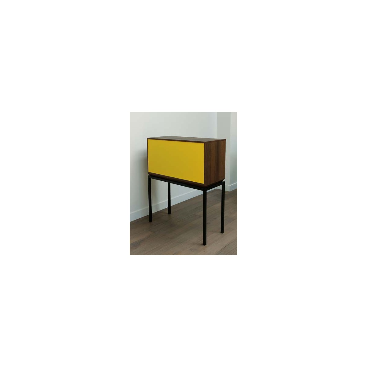Meuble de bureau design secr taire my city sign miiing for Petit bureau design