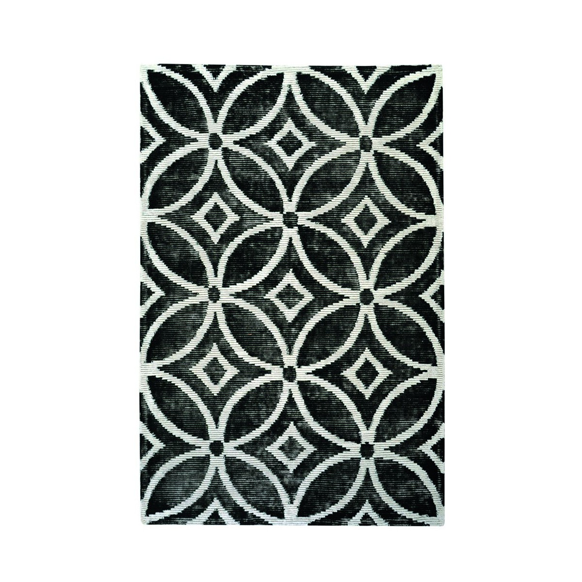 tapis au motif rosace waiko sign the rug republic. Black Bedroom Furniture Sets. Home Design Ideas