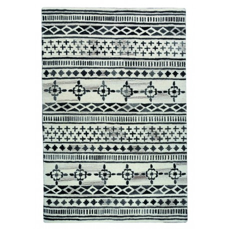 tapis design ethnique tr s tendance elan par the rug republic. Black Bedroom Furniture Sets. Home Design Ideas