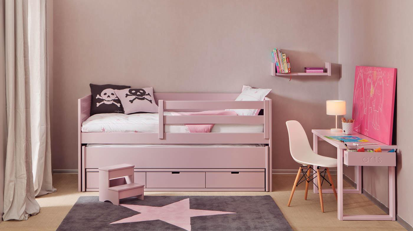 idee deco chambre fille 5 ans. Black Bedroom Furniture Sets. Home Design Ideas