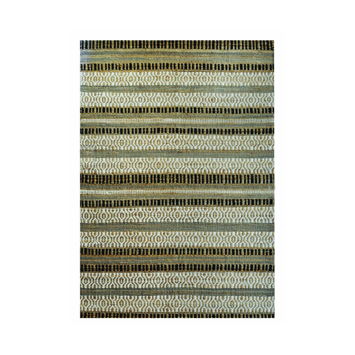 tapis tiss main gris ou bleu yukon par the rug republic. Black Bedroom Furniture Sets. Home Design Ideas