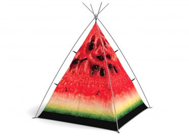 tente de camping ou de jardin deisgn et orignal fieldcandy ksl living. Black Bedroom Furniture Sets. Home Design Ideas