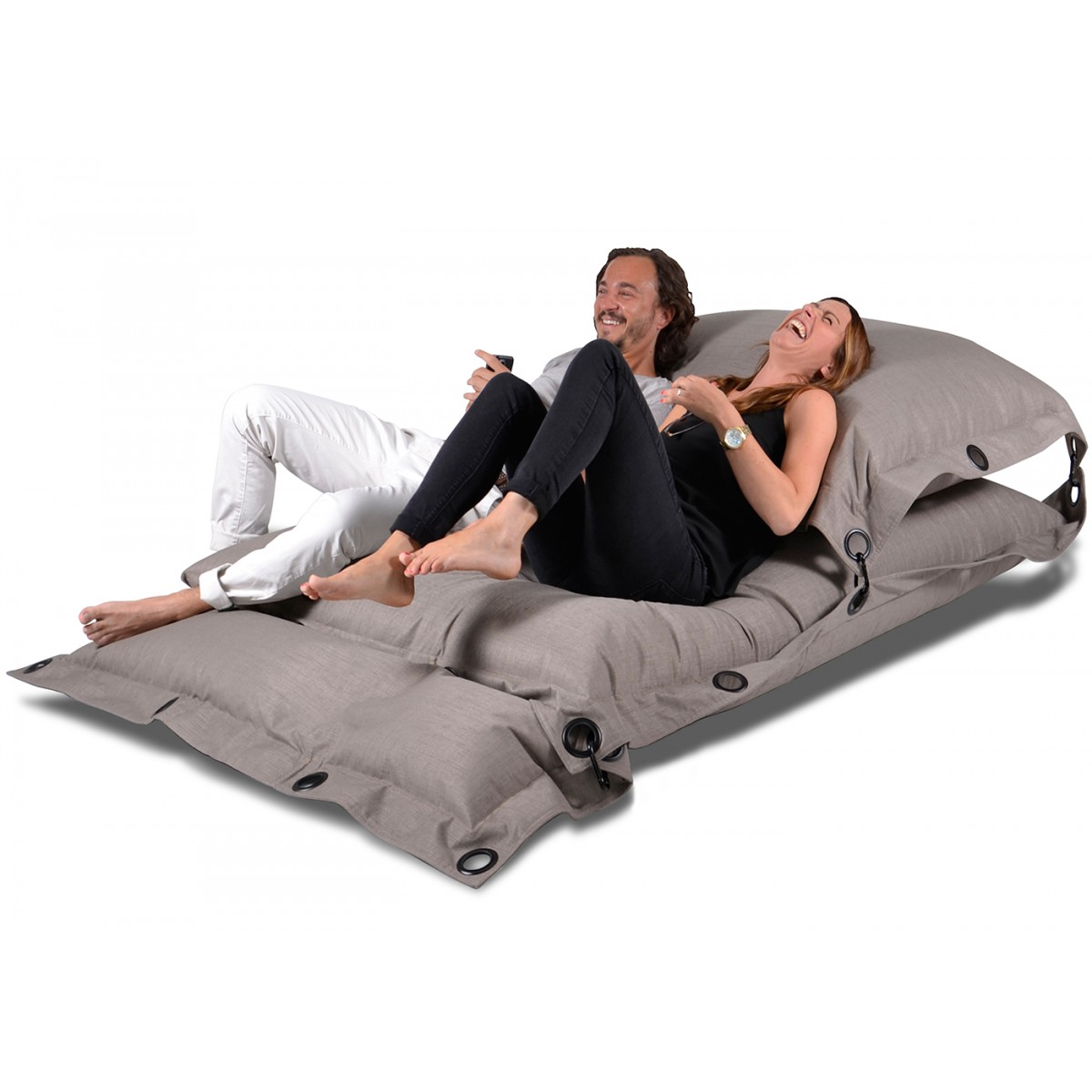 coussin de sol g ant big bag balsac par merowings. Black Bedroom Furniture Sets. Home Design Ideas
