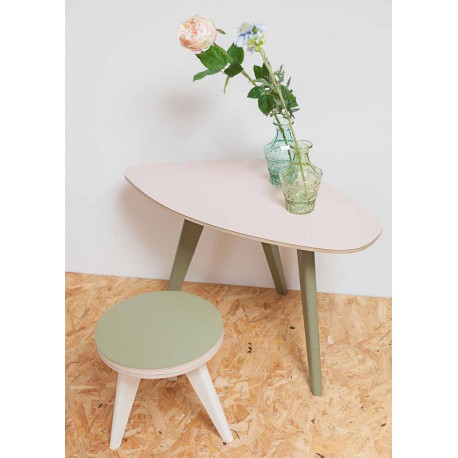 Table d 39 appoint design scandinave sign e blomkal - Table salon modulable hauteur ...