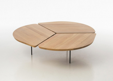 TABLE BASSE MISS TREFLE AT ONCE BY AIRBORNE