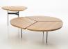 TABLE BASSE MISS TREFLE AT ONCE BY AIRBORNE Airborne