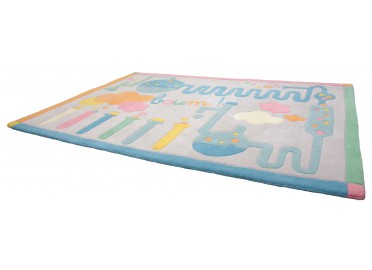 TAPIS ENFANT SCIENCES