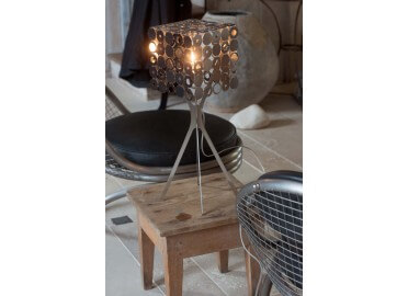LAMPE A POSER MISS BUBBLE CARREE