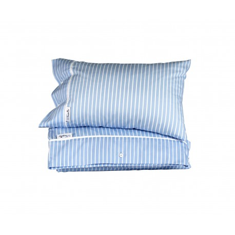 2 TAIES D'OREILLER KENSINGTON STRIPE