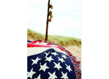 PLAID STATON ISLAND DRAPEAU US