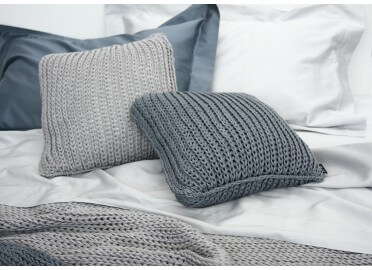 COUSSIN TENDANCE NATURAL TRICOT