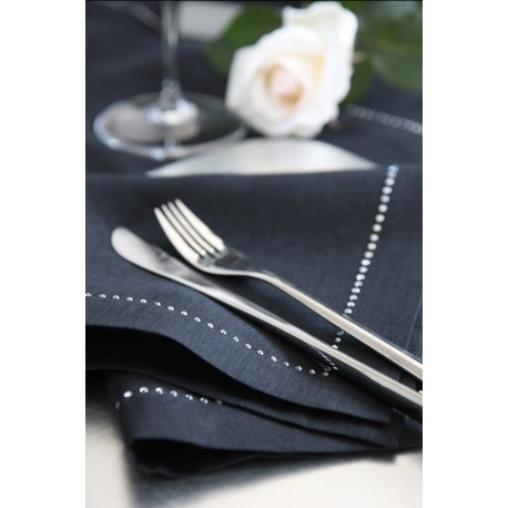 6 SERVIETTES DE TABLE FASHION