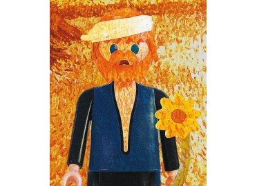 "TIRAGE EDITION LIMITEE ""VAN GOGH"" PAR RICHARD UNGLIK"