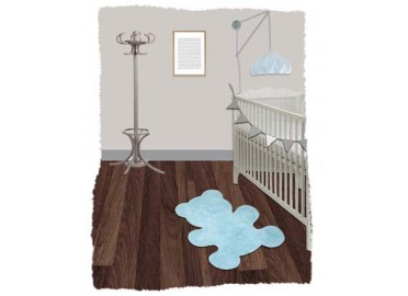 TAPIS ENFANTS LITTLE TEDDY