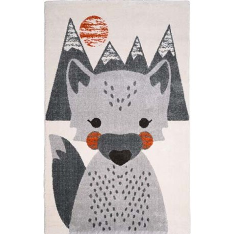TAPIS ENFANTS MR FOX