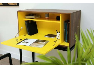PETIT SECRETAIRE DESIGN - BUREAU MY CITY