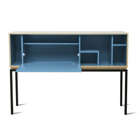 Meuble secr taire design bureau my city par miiing - Meuble bureau secretaire design ...
