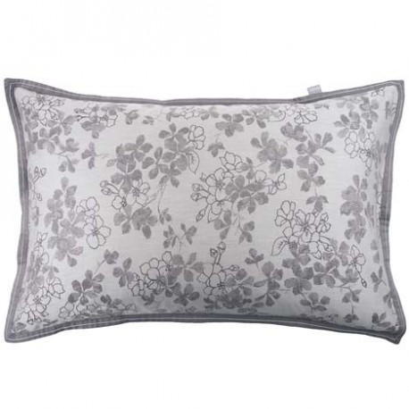 COUSSIN JACQUARD ICED BLOOM
