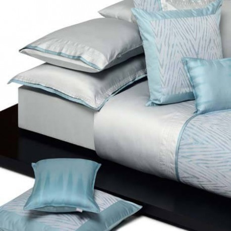 COUSSIN DECORATIF BLUE MOOD