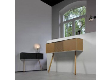 CONSOLE CONTEMPORAINE PAR OPOSSUM DESIGN