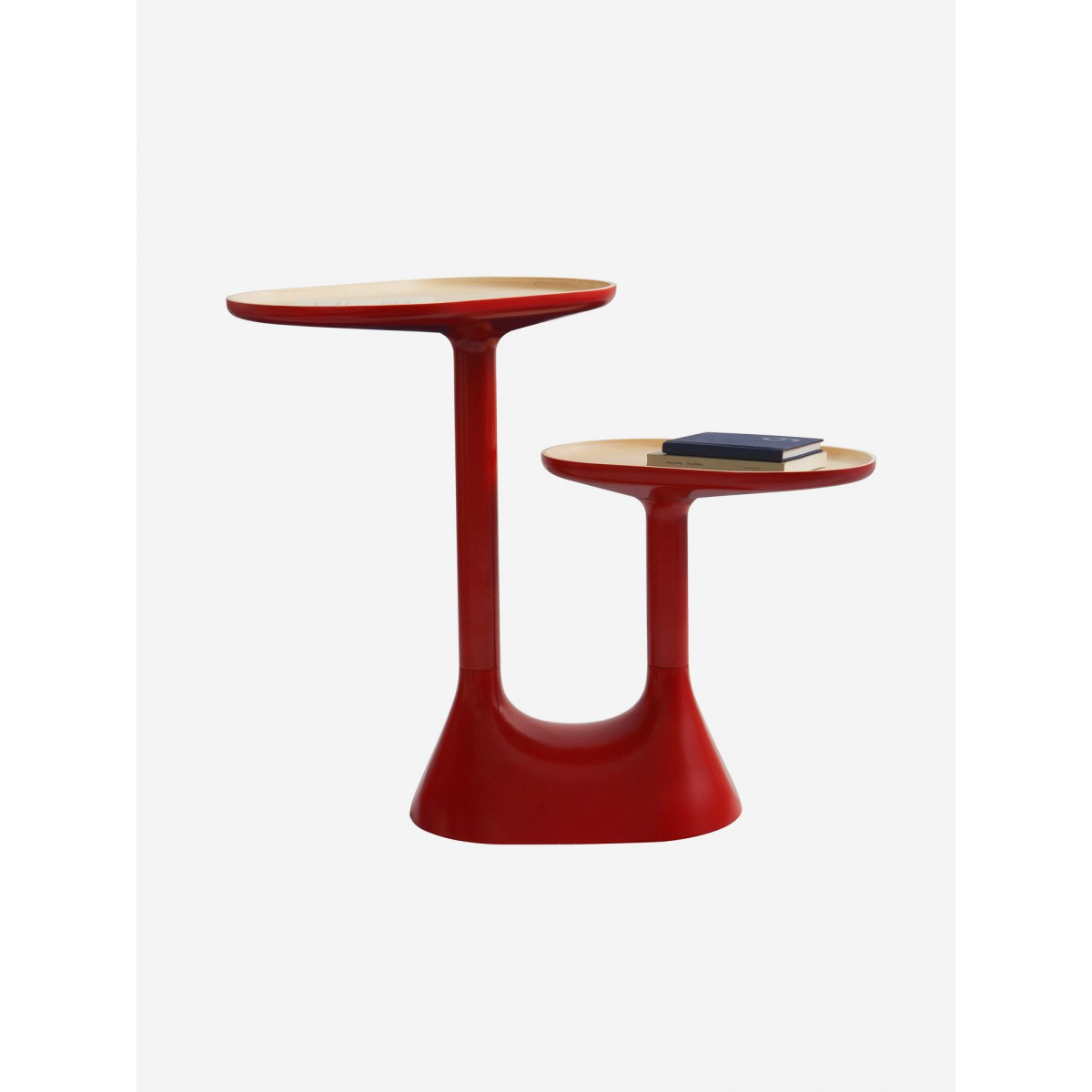 Table basse en bois design et color baobab par vautrin for Table basse d appoint