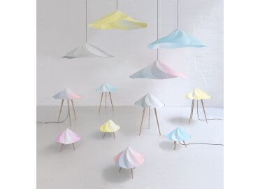 SUSPENSION ORIGINALE ET DESIGN CHANTILLY