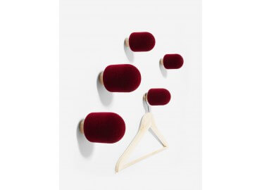 5 PATERES ORIGINALES MICRO PAR BIG GAME BLEU, ROUGE, NOIR