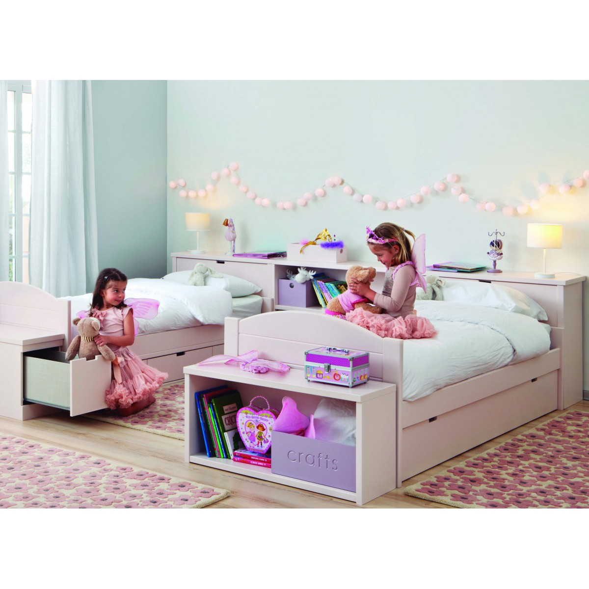 lit asoral haut de gamme pour enfants redondela. Black Bedroom Furniture Sets. Home Design Ideas