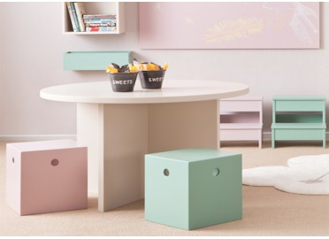 TABLE RONDE DESIGN POUR ENFANTS JUNIORS ASORAL