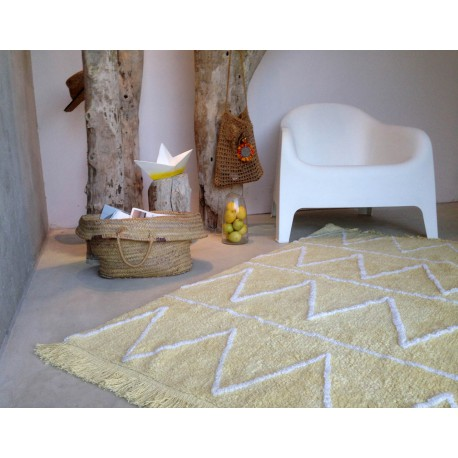 TAPIS COTON DESIGN GRAPHIQUE HIPPY - LORENA CANALS Catalogue   Produits