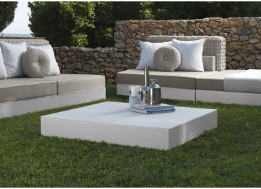 TABLE BASSE POUR SALON OU JARDIN TENDER PAR TALENTI