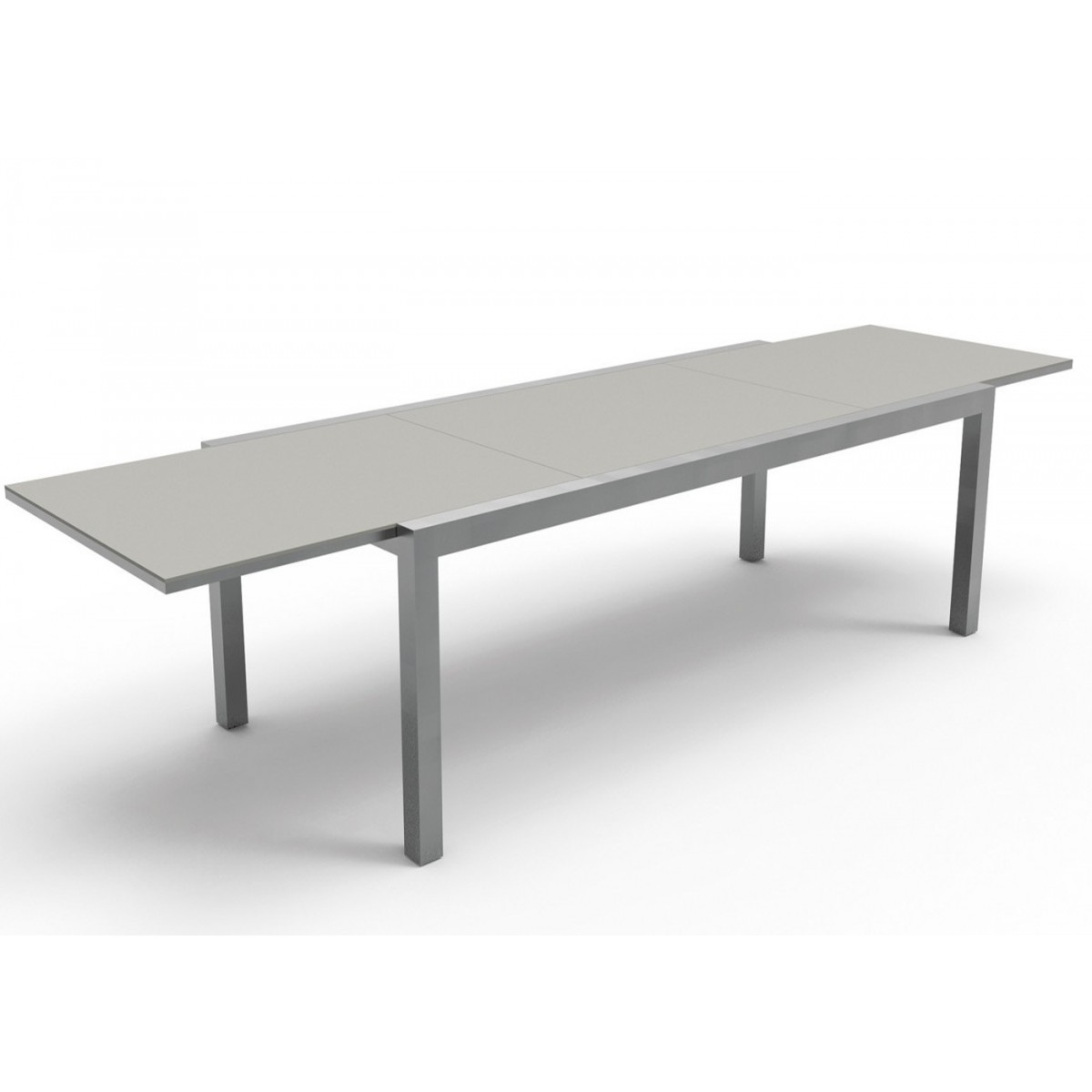 Table manger extensible design patch par talenti for Table de repas design extensible