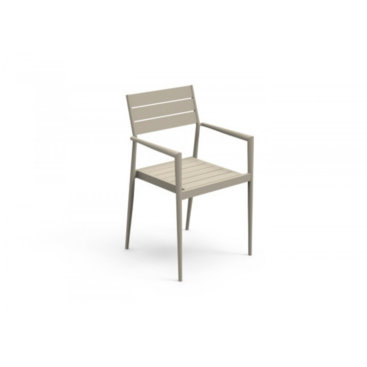 Fauteuil De Table Outdoor Elite Par Talenti