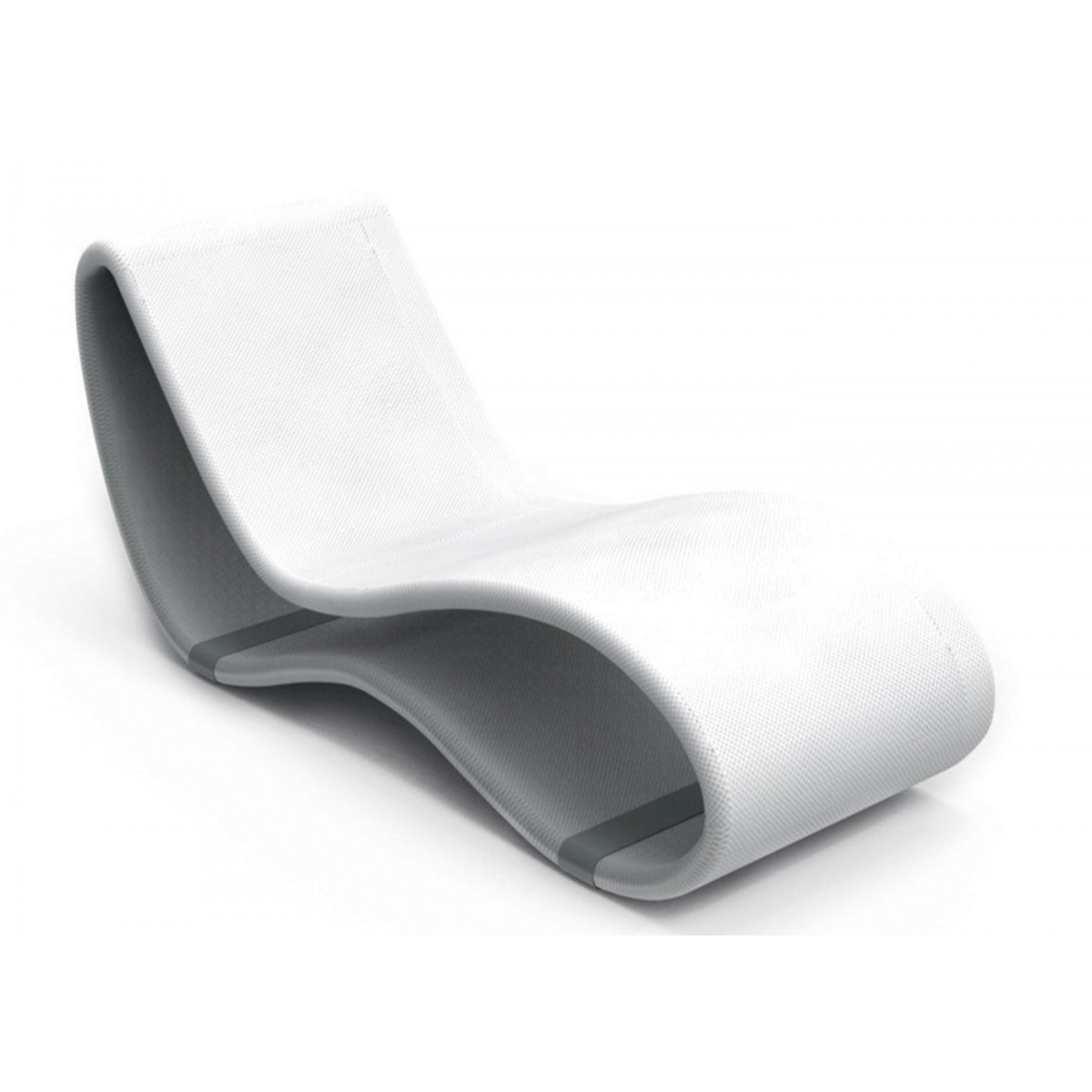 transat design breez 2 0 blanc karim rashid pour talenti. Black Bedroom Furniture Sets. Home Design Ideas