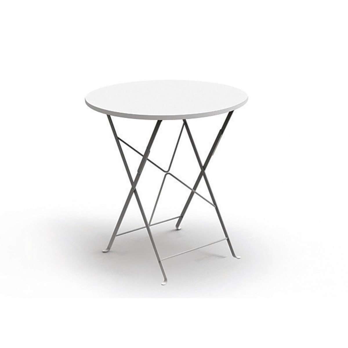 Table ronde pliable pour terrasse balcon cuisine pretty for Table exterieur pliante