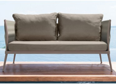 CANAPE SOFA 3 PLACES DESIGN INTERIEUR EXTERIEUR ELITE TALENTI