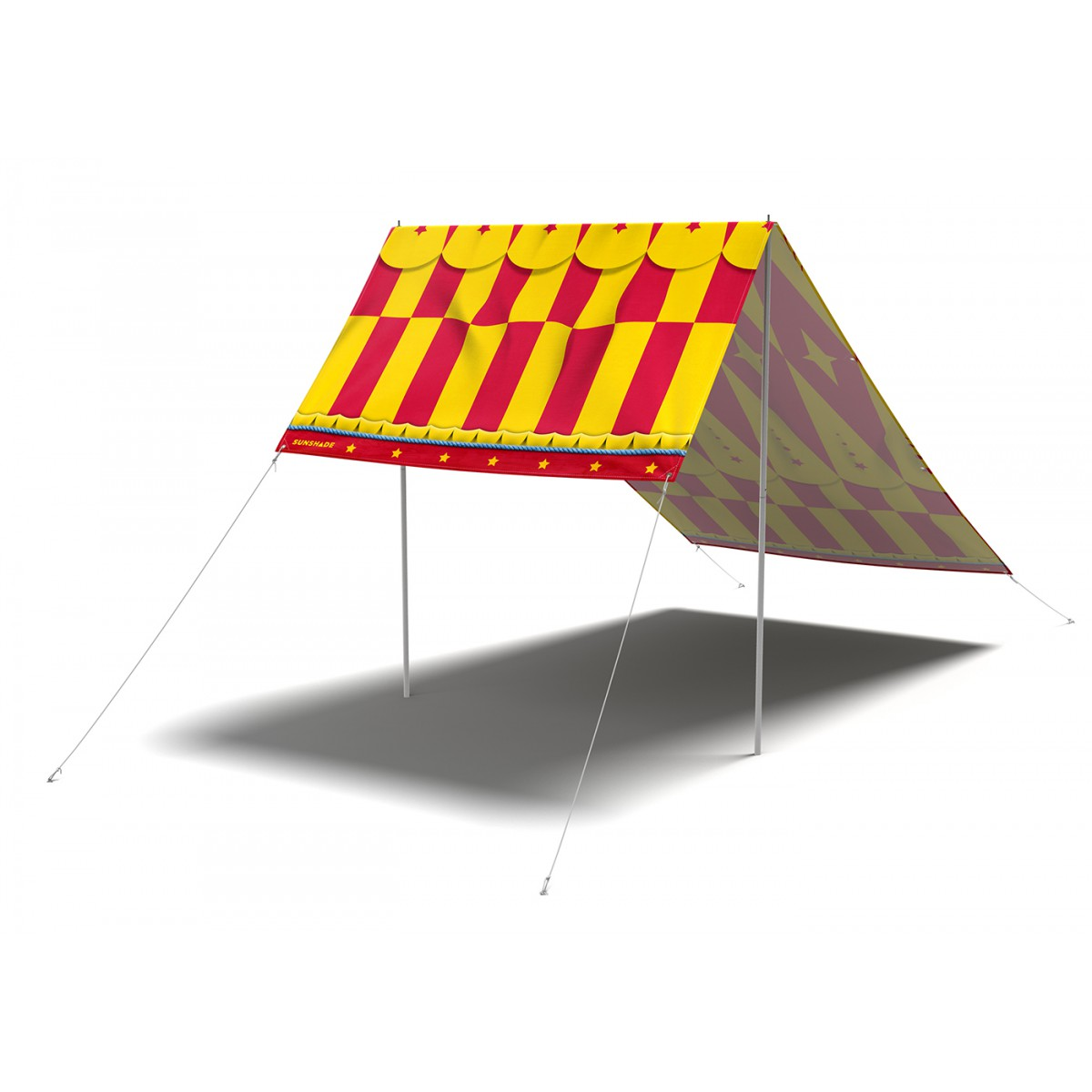 parasol design sp cial plage et jardin sign fieldcandy. Black Bedroom Furniture Sets. Home Design Ideas