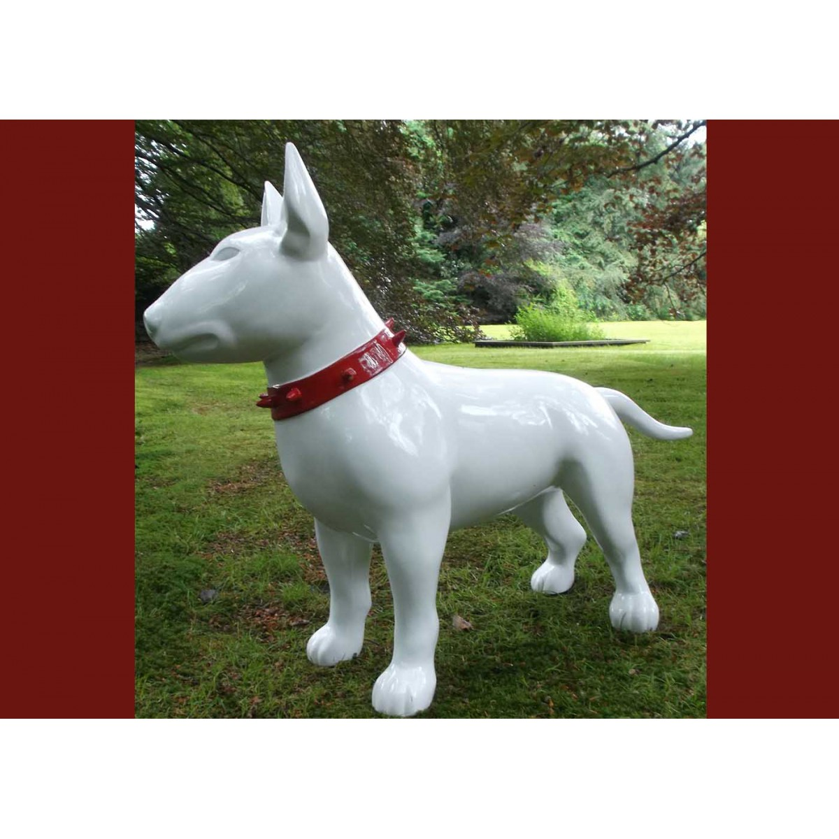 Awesome decoration jardin animaux resine contemporary for Decoration jardin resine