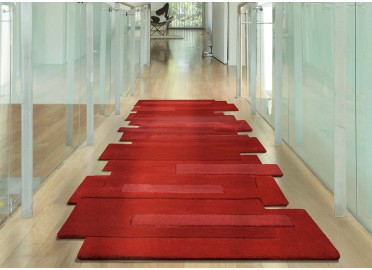 TAPIS TUFTE MAIN PEBBLES 9713