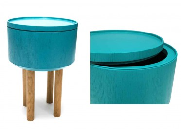 """TABLE BASSE D'APPOINT """"HAT 3"""""""
