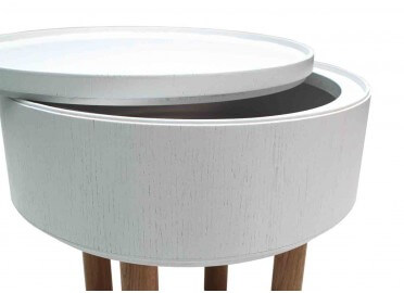 "TABLE BASSE D'APPOINT ""HAT 2"""