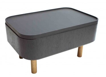 "TABLE BASSE D'APPOINT ""HAT"""