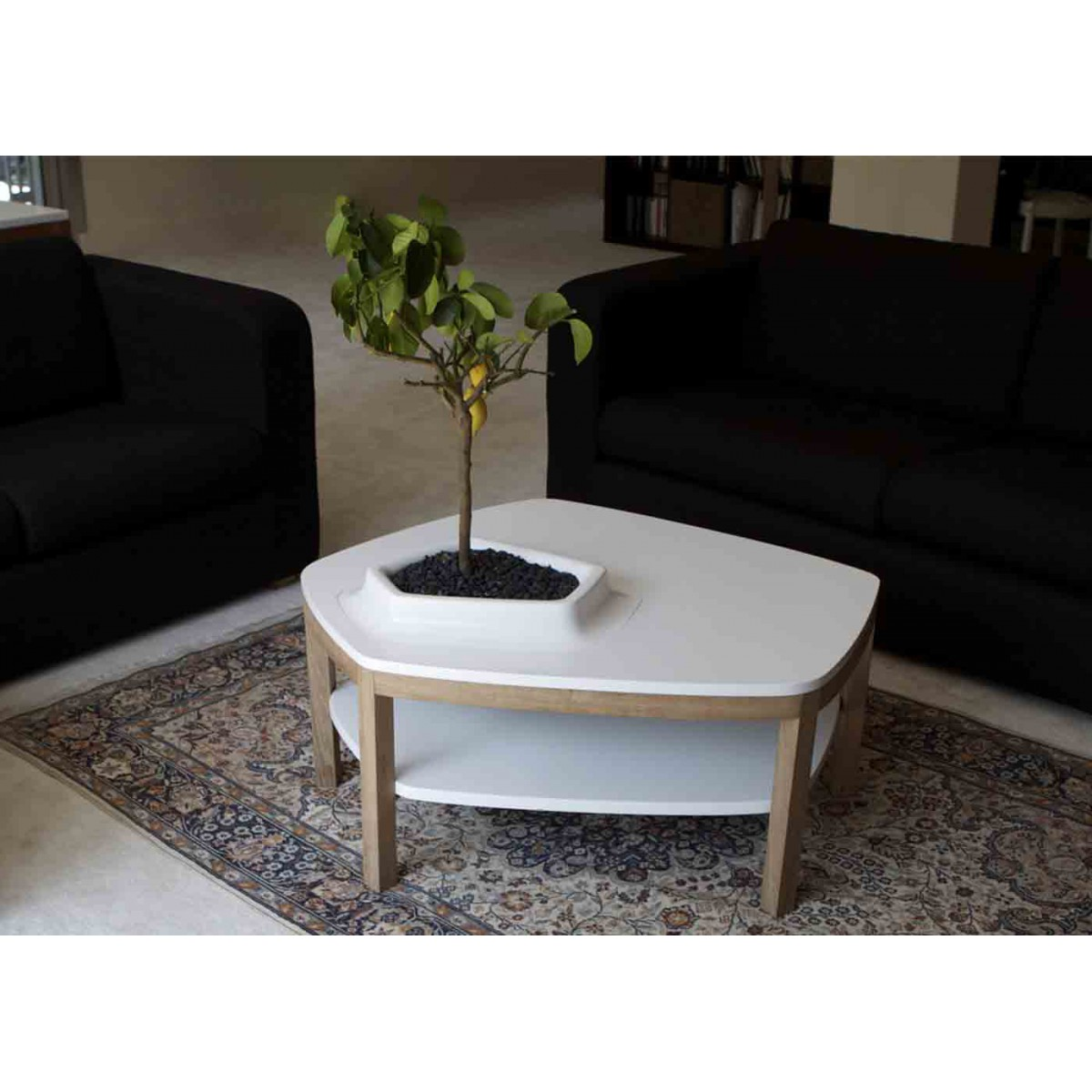 table basse avec treteaux table basse trteau nature xx cm table verre extensible toronto table. Black Bedroom Furniture Sets. Home Design Ideas