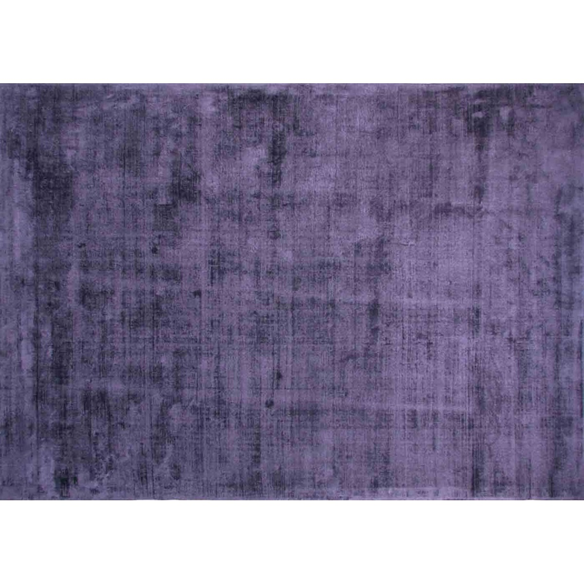 Tapis Tuft Main Couleur Unie City Gloss Par Decoway