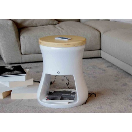 TABLE D'APPOINT BLUETOOTH @SOUL