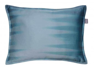 PETIT COUSSIN DECORATIF RAYS BLUE MOOD