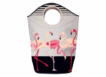 PANIER DE RANGEMENT FLAMAND ROSE BUTTER KINGS