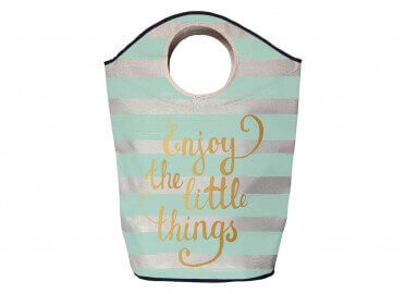 PANIER DE RANGEMENT ENJOY THE LITTLE THINGS PAR BUTTER KINGS