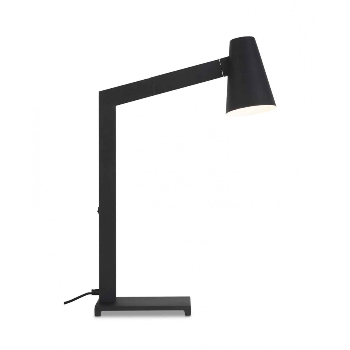 lampe de bureau noire design its about romi. Black Bedroom Furniture Sets. Home Design Ideas