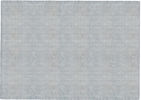 TAPIS DESIGN BLEU CIEL OU JAUNE EN POLYESTER RECYCLE DP14 PAR GREEN DECORE